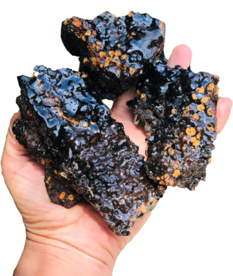 raw form of shilajit